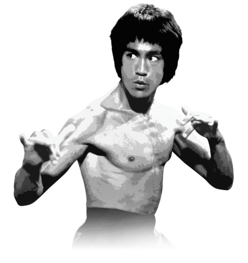 Download this high resolution Bruce Lee PNG Picture