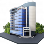 Download this high resolution Building PNG Icon