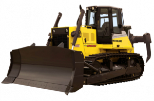 Download for free Bulldozer PNG Image