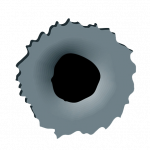 Now you can download Bullet Holes Icon PNG