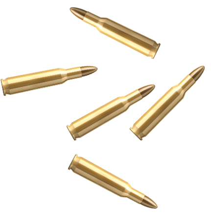 Free download of Bullets PNG Picture