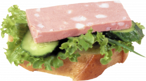 Grab and download Burger And Sandwich Transparent PNG Image