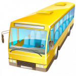 Download this high resolution Bus PNG in High Resolution