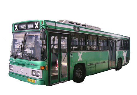 Download this high resolution Bus PNG