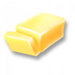 Now you can download Butter Transparent PNG Image