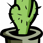 Download and use Cactus PNG