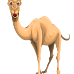 Grab and download Camel Icon Clipart