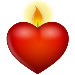 Download and use Candles Icon PNG