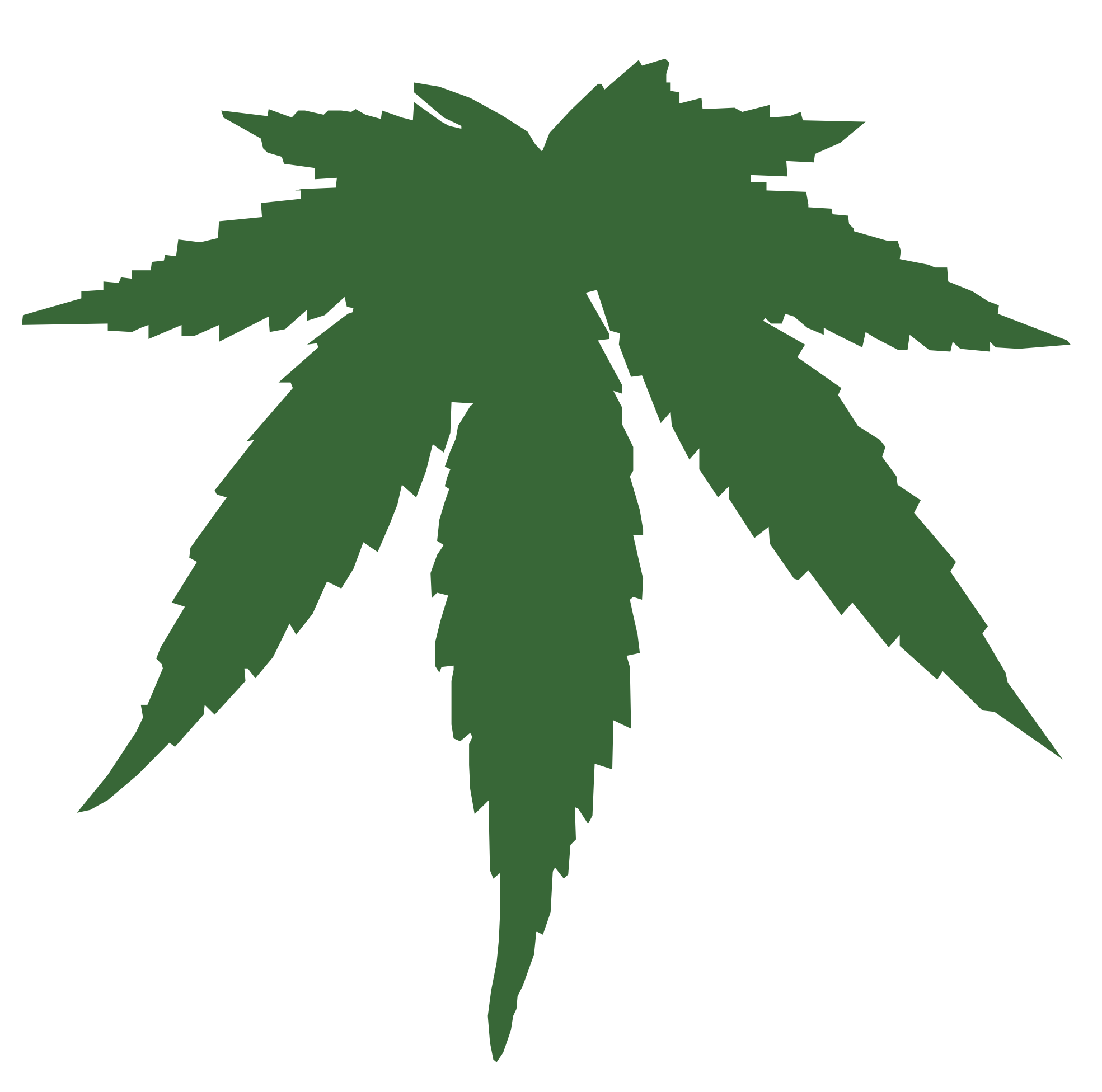 Best free Cannabis High Quality PNG