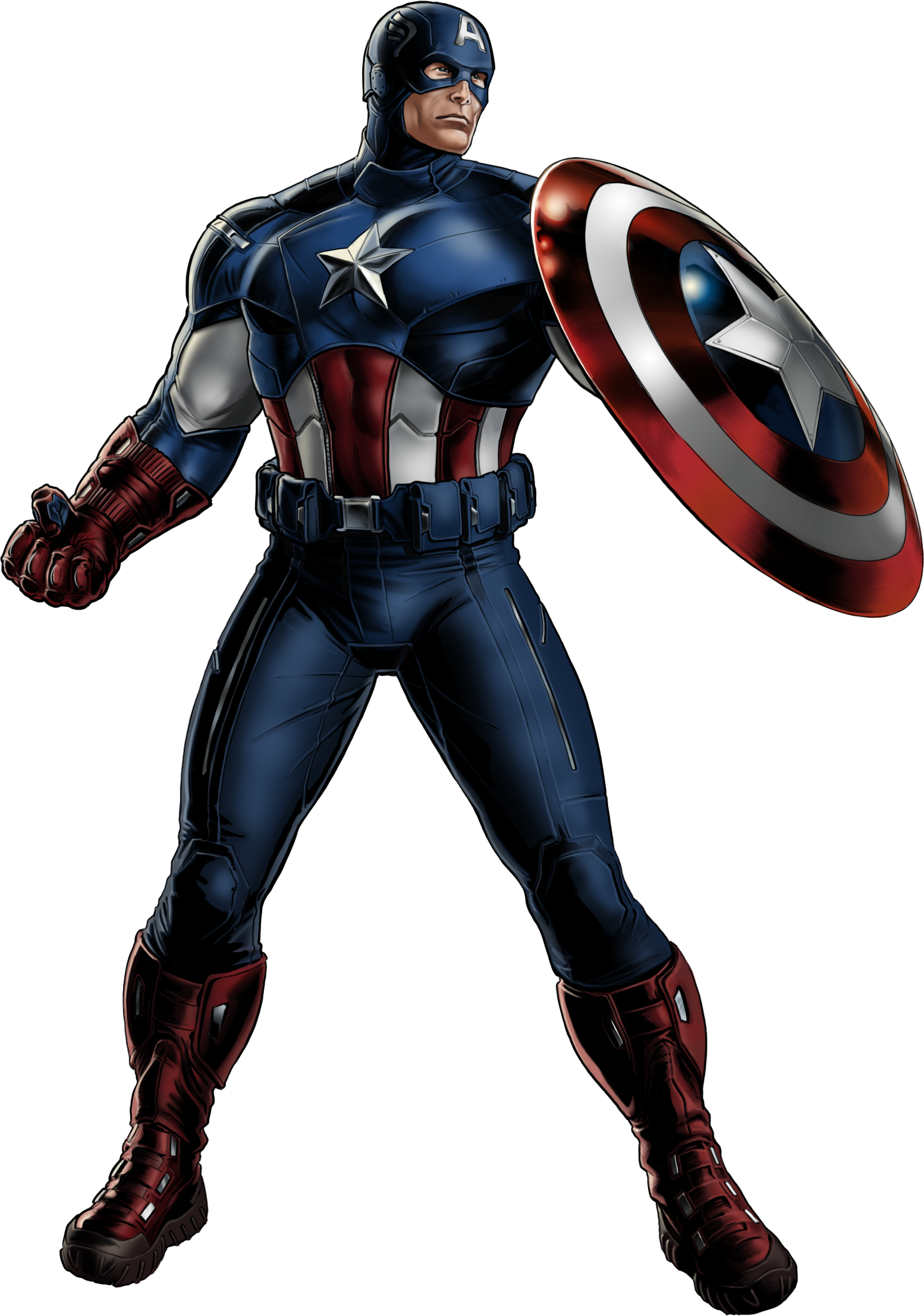Download this high resolution Captain America Icon