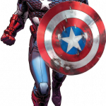 Free download of Captain America  PNG Clipart
