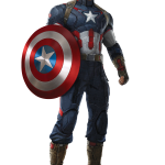 Download this high resolution Captain America PNG Image