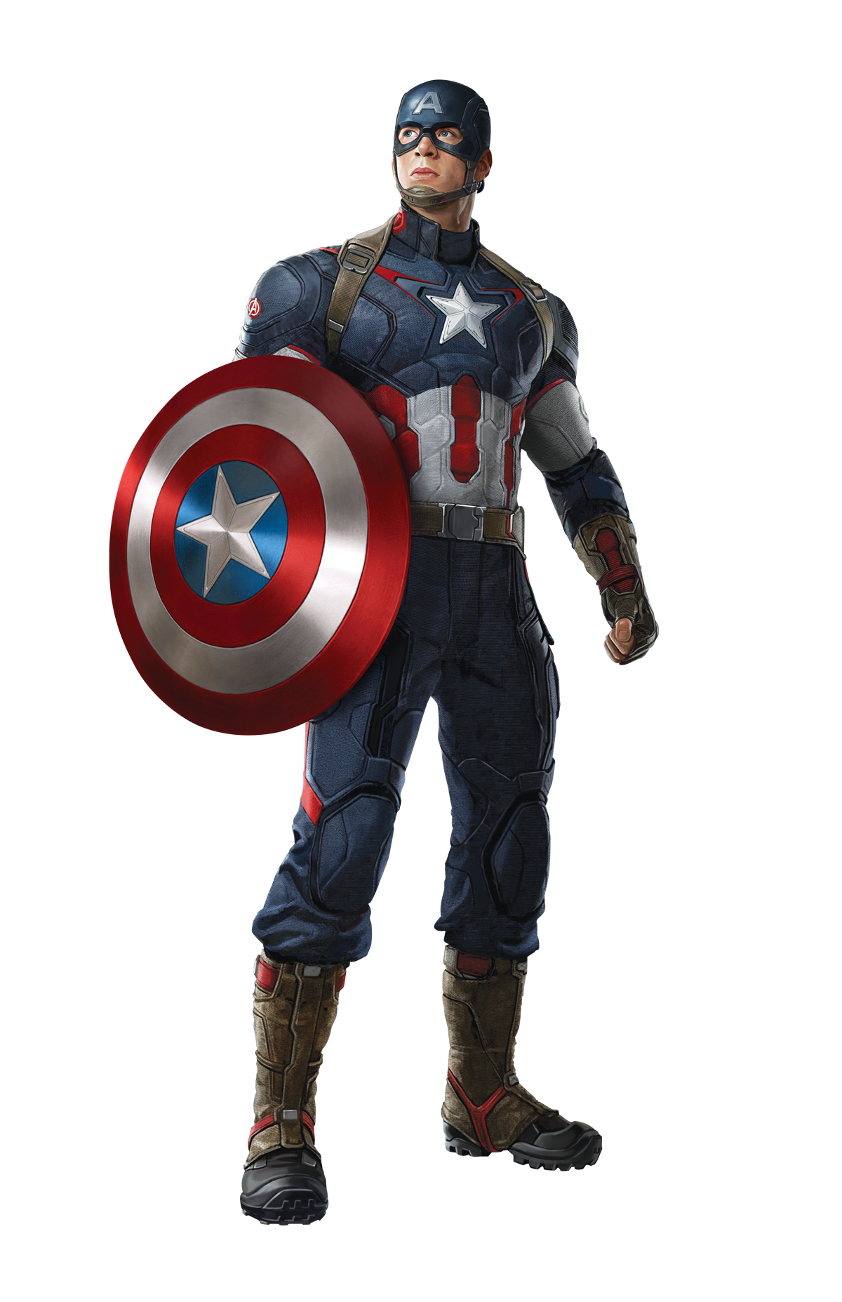 Captain america png web icons png - Image captain america ...