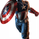 Now you can download Captain America Icon Clipart