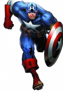 Free download of Captain America PNG Picture