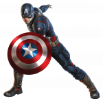 Download and use Captain America Icon