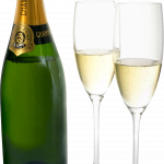 Download for free Champagne Icon