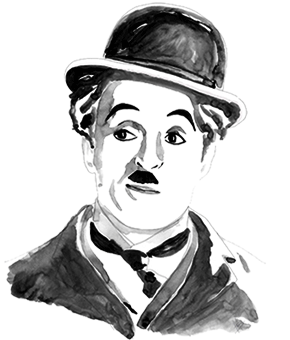 Charlie Chaplin High Quality Png Web Icons Png
