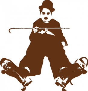 Download this high resolution Charlie Chaplin Transparent PNG File