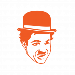 Best free Charlie Chaplin Icon Clipart