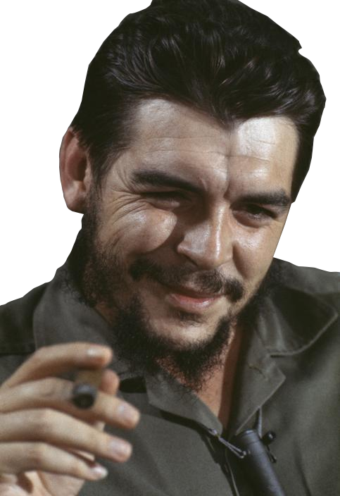 Now you can download Che Guevara Icon Clipart