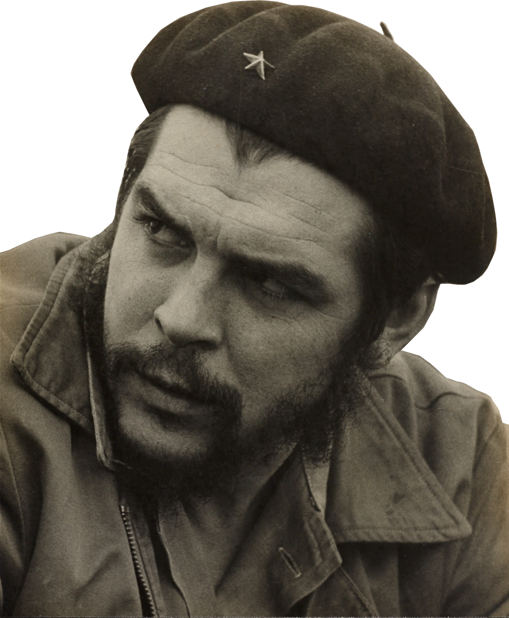Free download of Che Guevara Transparent PNG File