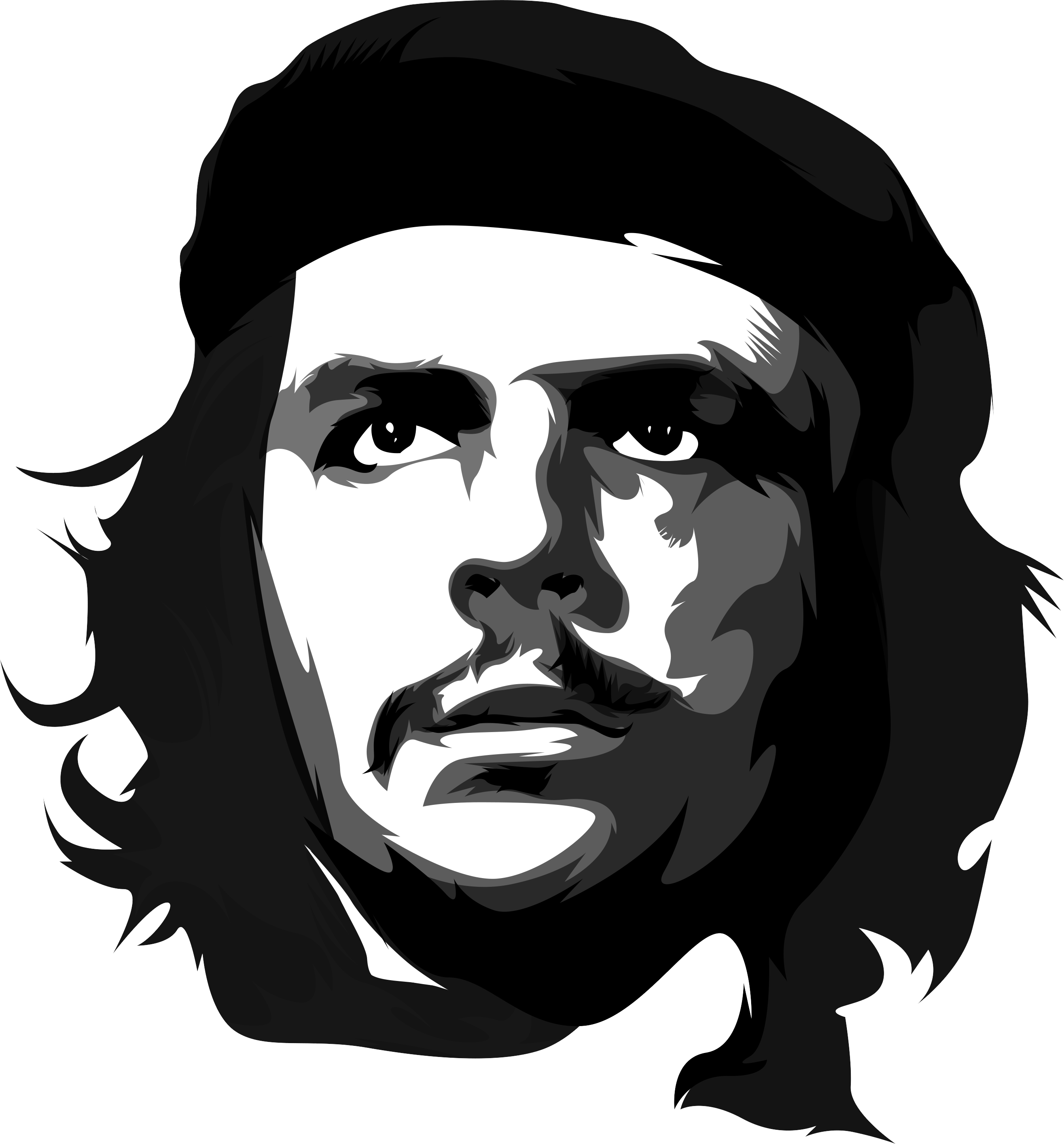 Best free Che Guevara Transparent PNG Image