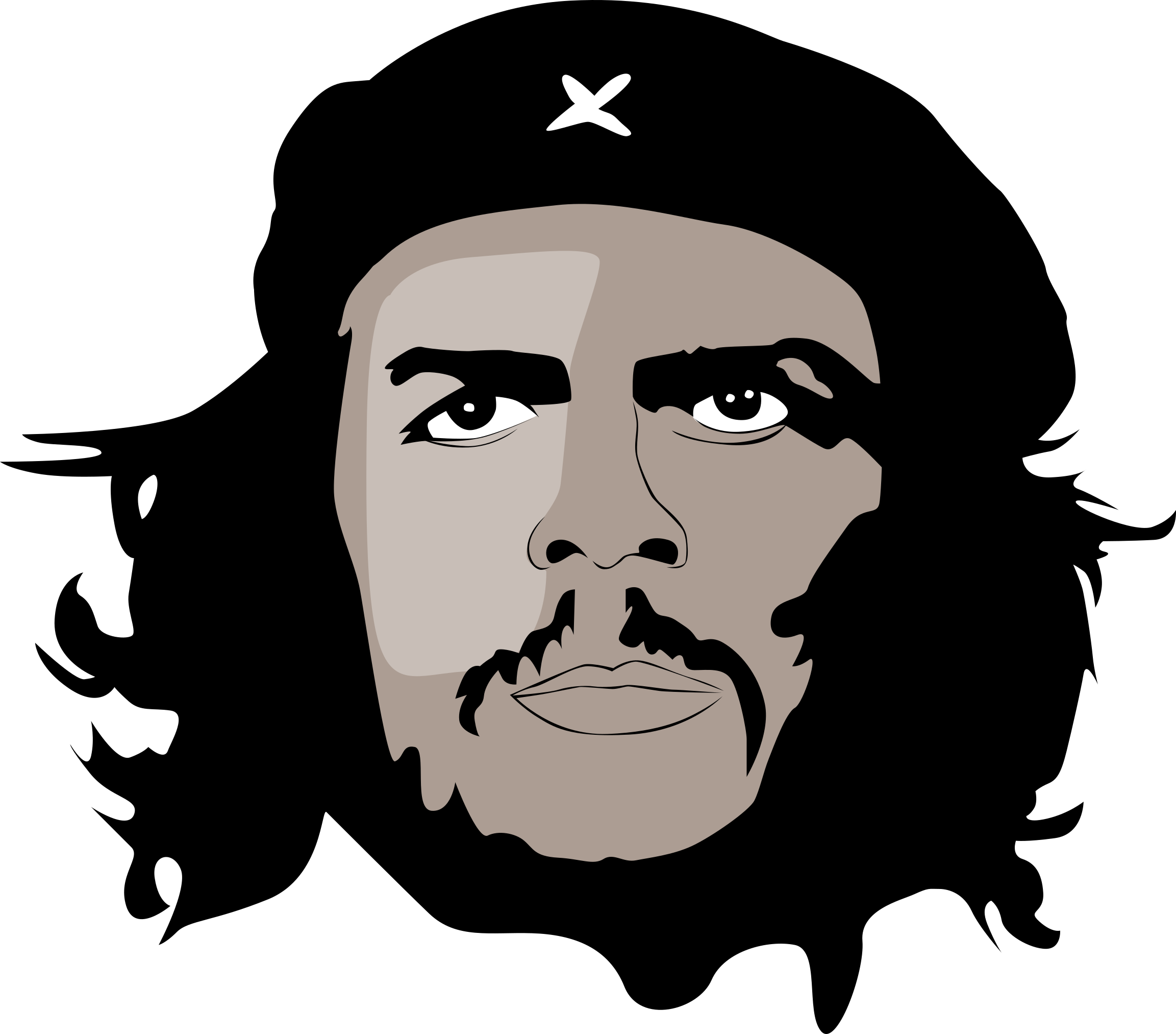 Grab and download Che Guevara PNG Image Without Background