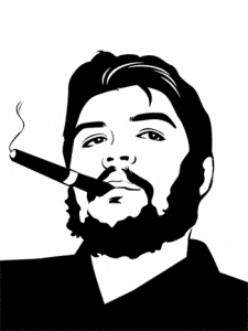Download and use Che Guevara Transparent PNG File