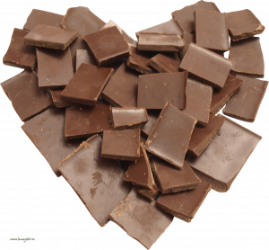 Grab and download Chocolate Transparent PNG Image