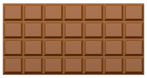 Now you can download Chocolate In PNG