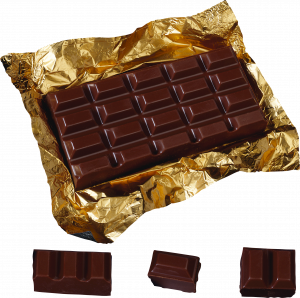Grab and download Chocolate Transparent PNG File