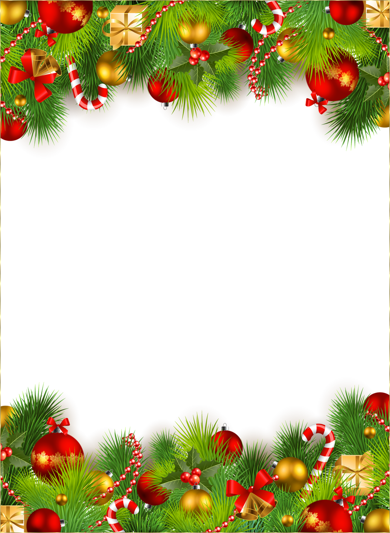 Christmas PNG Image Without Background   Web Icons PNG