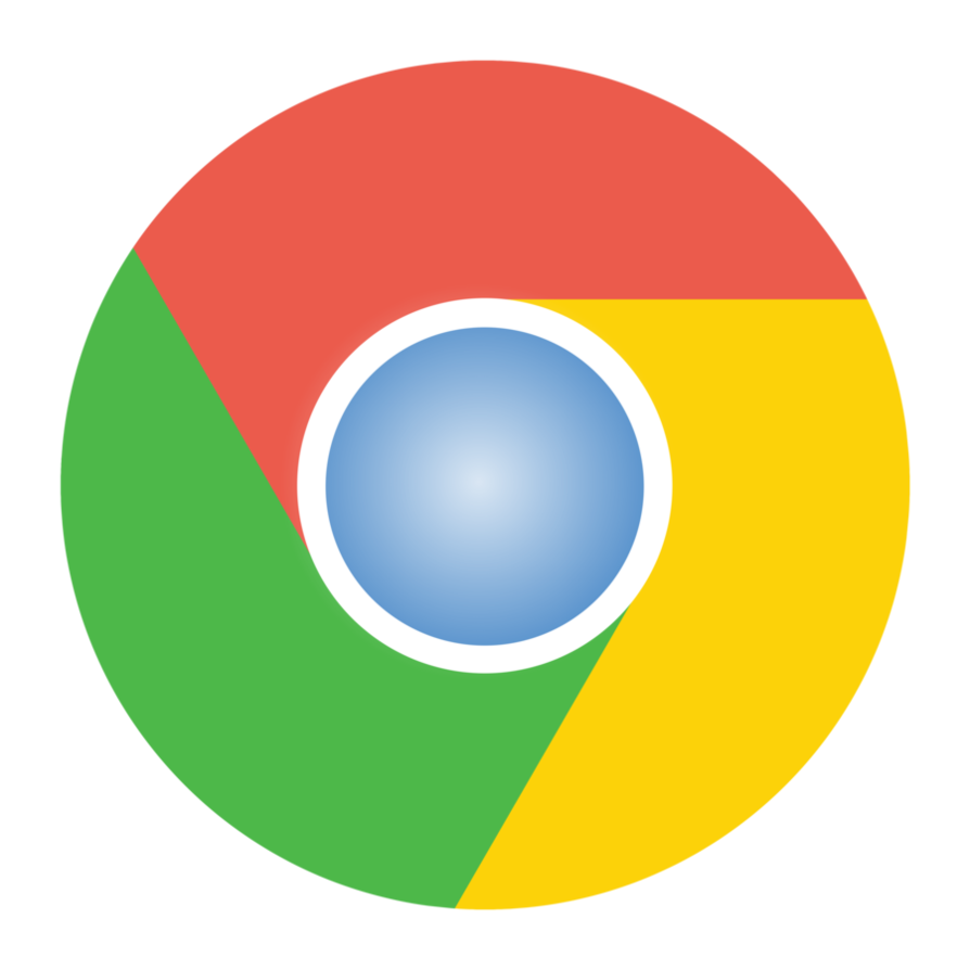 Grab and download Chrome PNG Image
