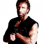 Grab and download Chuck Norris  PNG Clipart
