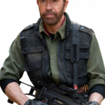 Free download of Chuck Norris  PNG Clipart