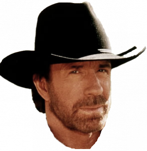 Free download of Chuck Norris PNG