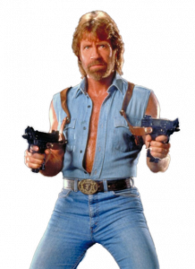 Now you can download Chuck Norris Icon Clipart