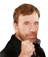 Download for free Chuck Norris  PNG Clipart