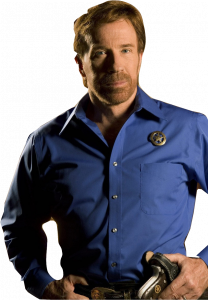 Free download of Chuck Norris Icon