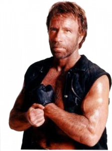 Now you can download Chuck Norris In PNG