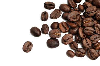 Coffee Beans In PNG   Web Icons PNG