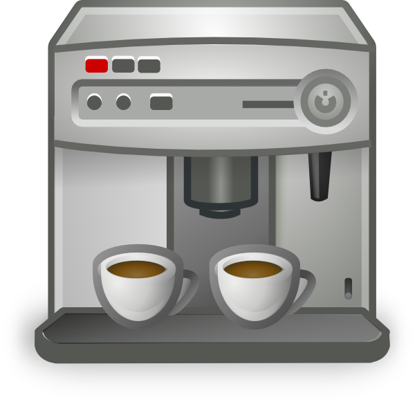 Download this high resolution Coffee Machine In PNG