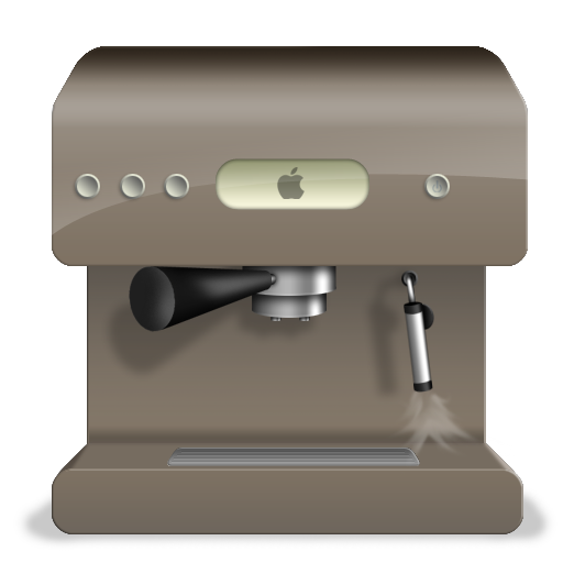 Download and use Coffee Machine  PNG Clipart