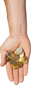 Free download of Coins High Quality PNG