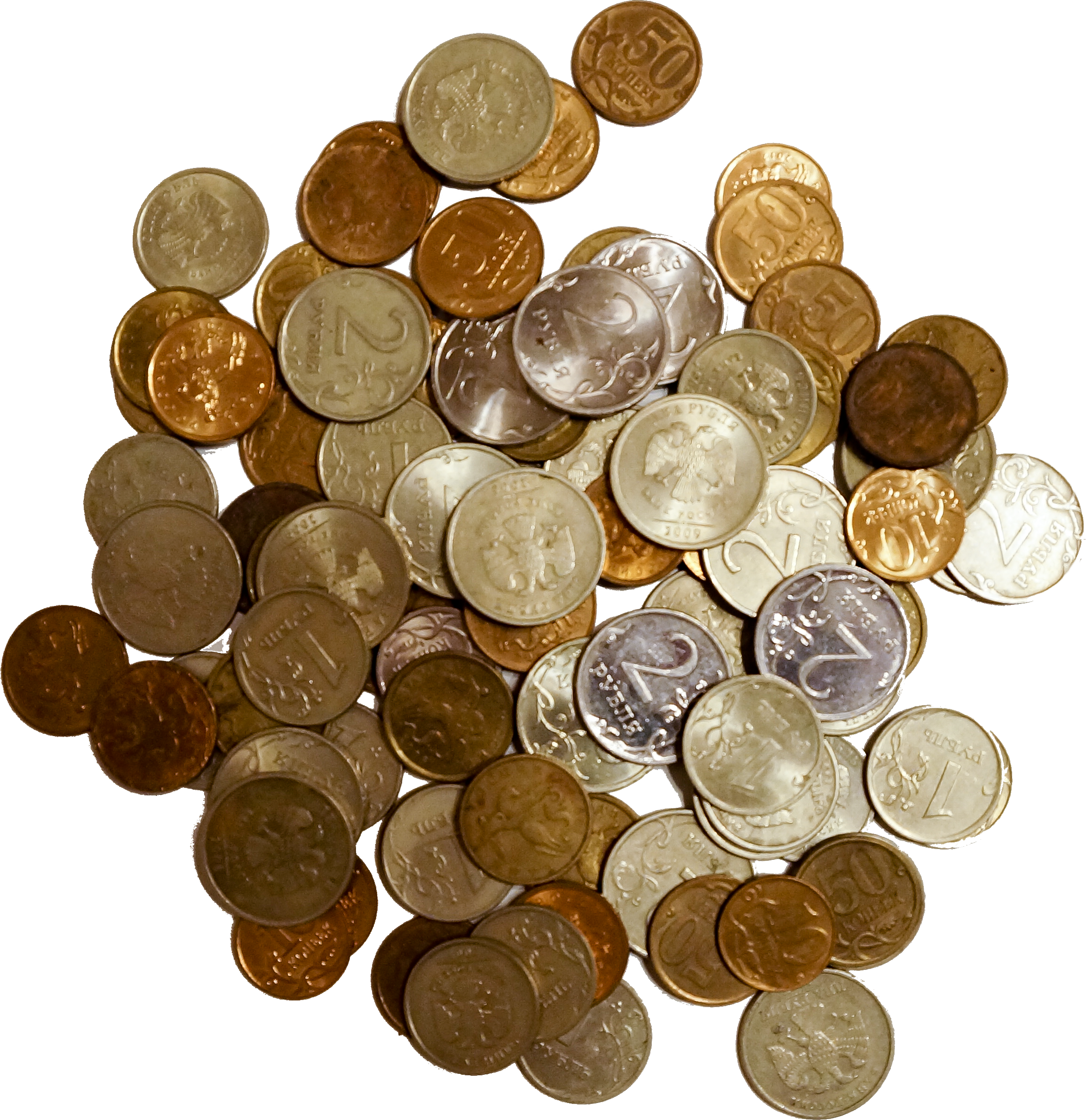 Free download of Coins PNG