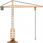 Free download of Crane PNG Picture