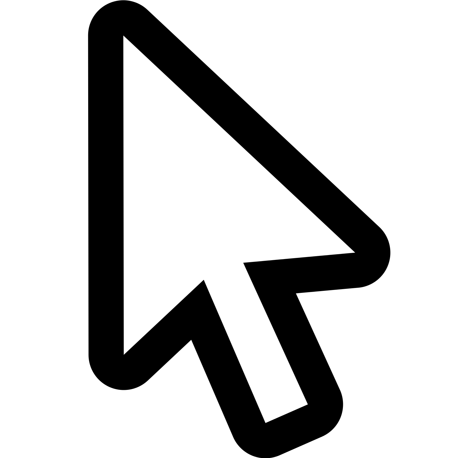 Grab and download Cursor PNG in High Resolution