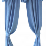Best free Curtains Transparent PNG File