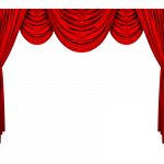 Download for free Curtains  PNG Clipart